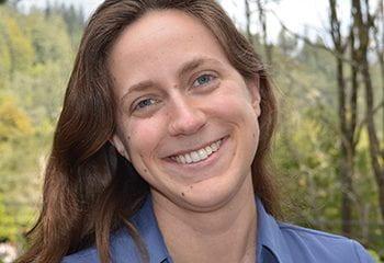Hydrologist Margaret Zimmer wins NSF CAREER Award