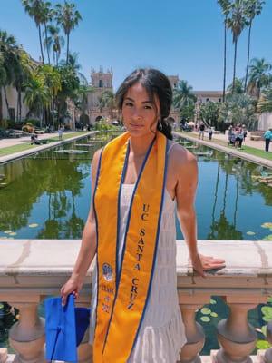 Work in social justice pushes recent grad toward career in medicine
