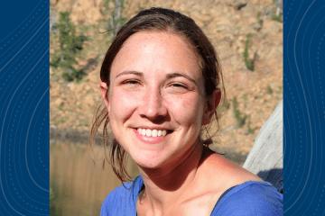 Shelbi Russell advocates for postdocs
