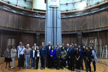 Campus, Silicon Valley leaders celebrate Lick Observatory's 130th anniversary