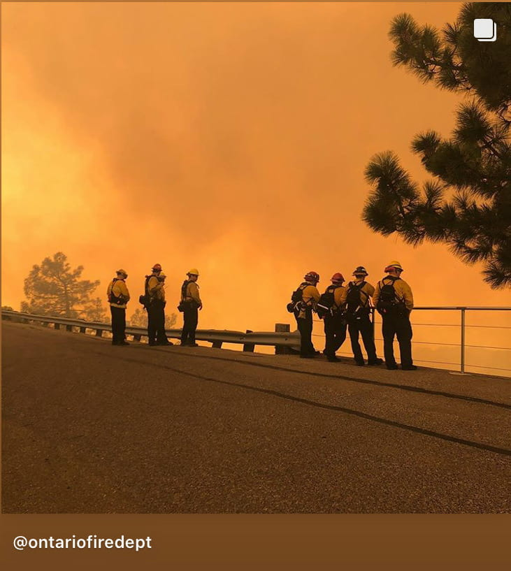 A California Wildfire Nearly Destroyed the Historic Lick Observatory