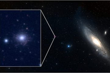 Anemic star cluster breaks metal-poor record