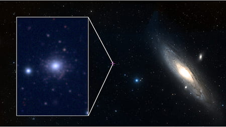 Anemic star cluster breaks metal-poor record