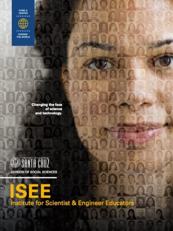 ISEE receives presidential award for excellence in STEM mentoring