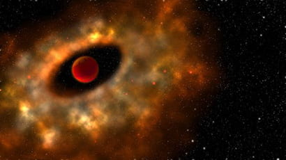 Composition of gas giant planets not determined by host star, study finds