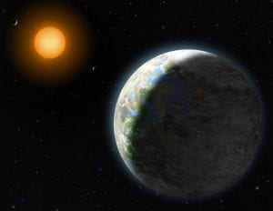 Newly discovered planet may be first truly habitable exoplanet