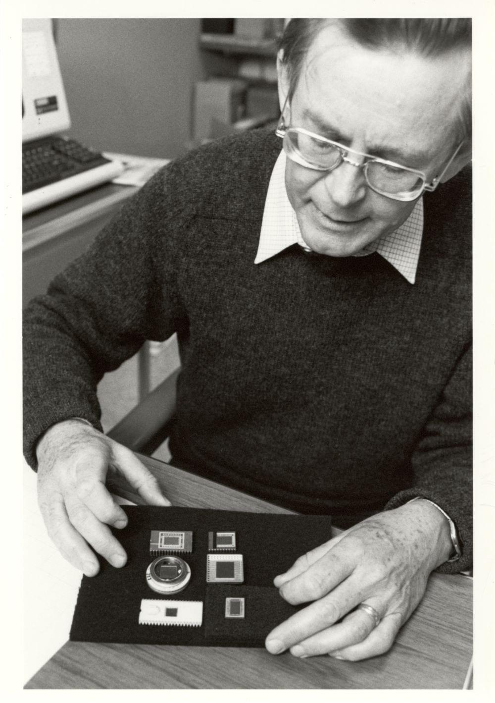 Developed First Digital Detector