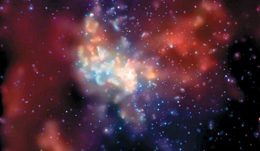 The Milky Way's supermassive black hole