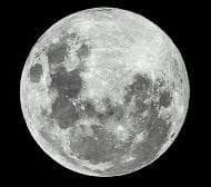 First Measured Distance To The Moon