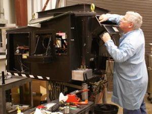 Lick Observatory plans major upgrade for Shane Telescope