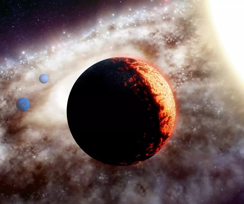 Home News Science & Astronomy Rocky 'super-Earth' planet spotted orbiting one of the Milky Way's oldest stars