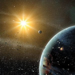 The Solar System & Exoplanets