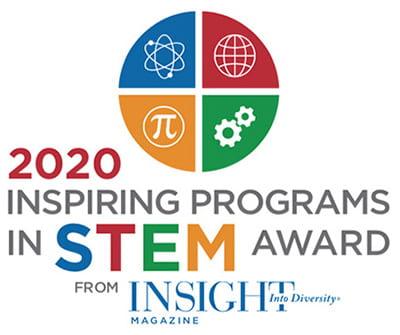 STEM Diversity Programs honored by 'Insight into Diversity' magazine