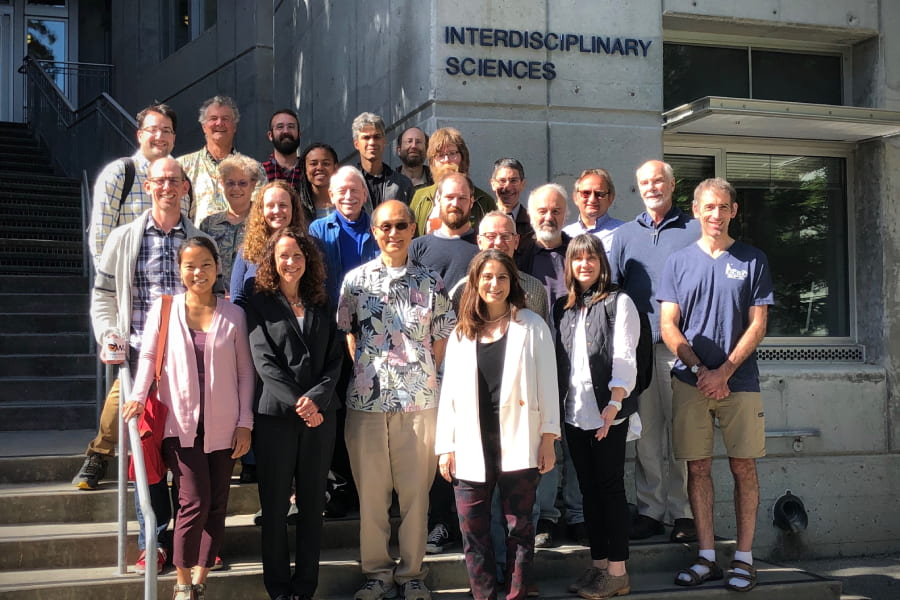 UCSC Faculty Kick Off the Astrobiology Initiative