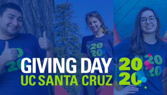 Giving Day 2020: Coming together to enrich the student experience