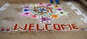 Welcome (courtesy McKay Savage via Flickr CC)