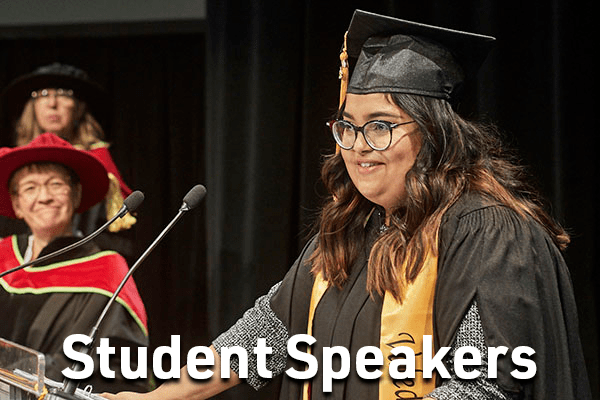This image has an empty alt attribute; its file name is studentSpeakerNew6x4_btn-2.png