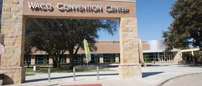 Waco Convention Center Exterior
