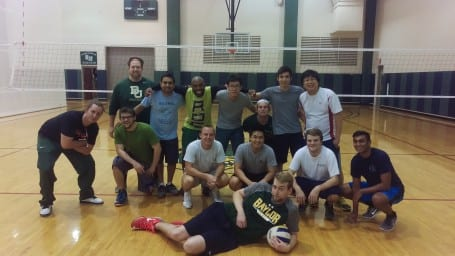 Department Volleyball tournament - Pinney Teams