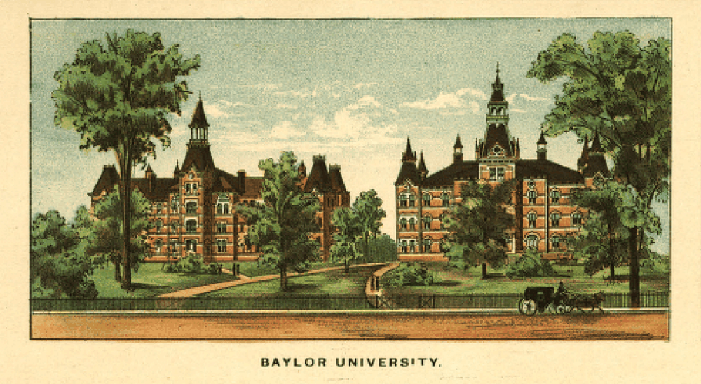 baylor university thesis
