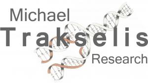 Trakselis Research Logo White