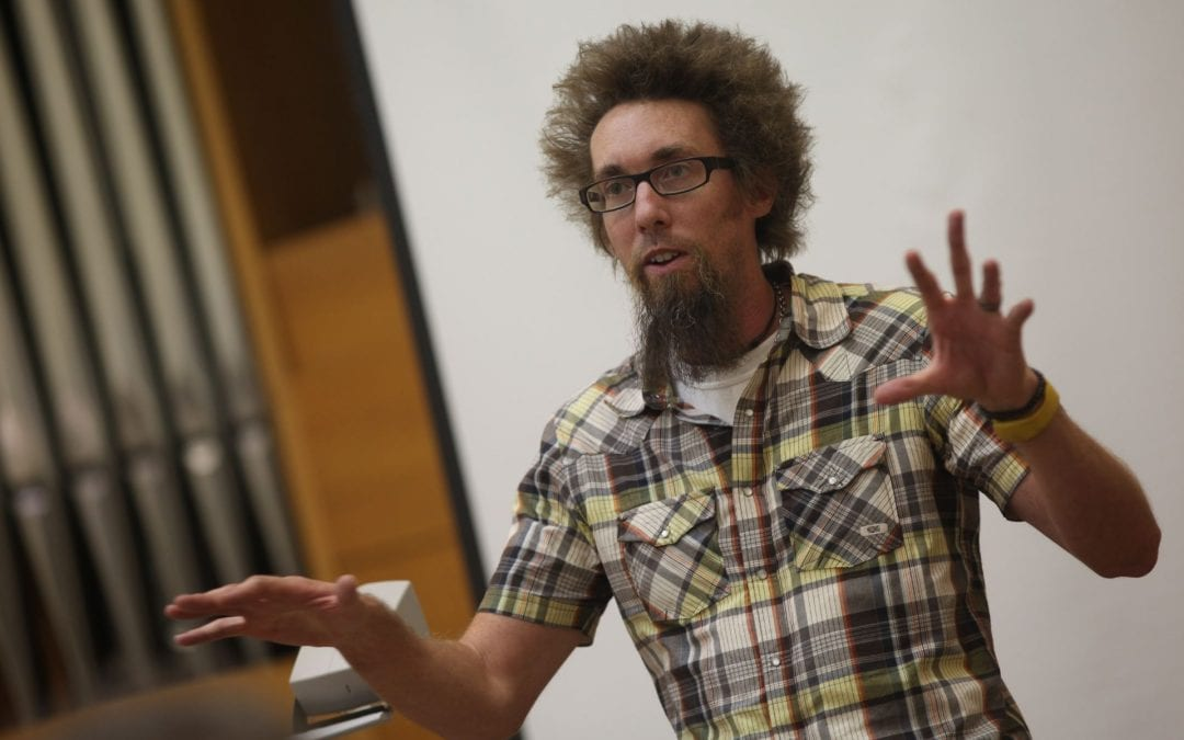 David Crowder – Fall 2009 – Hearn Innovators Series