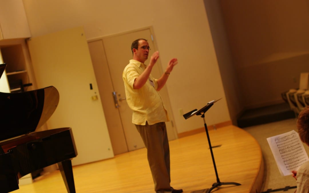 Alan Raines – Equipping your Singers with the Skills to Phrase (2010 Alleluia Conference)