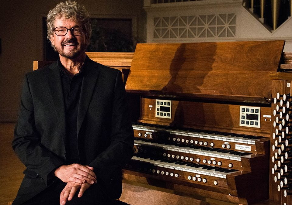 Michael Burkhardt –  The Organist of the 21st Century: Leading the Dance (2010 Alleluia Conference)