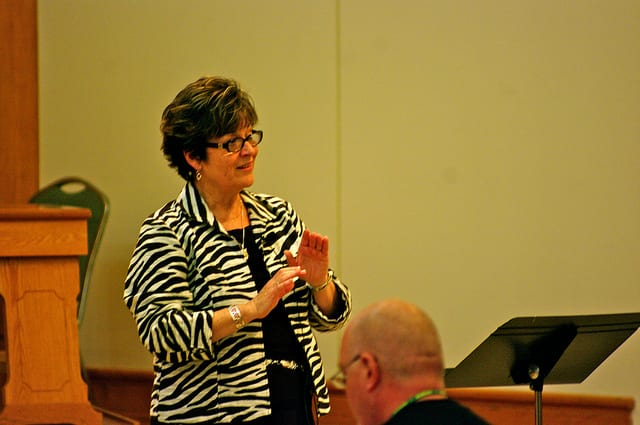 Lynne Gackle – Understanding the Adolescent Voice (2012 Alleluia Conference)
