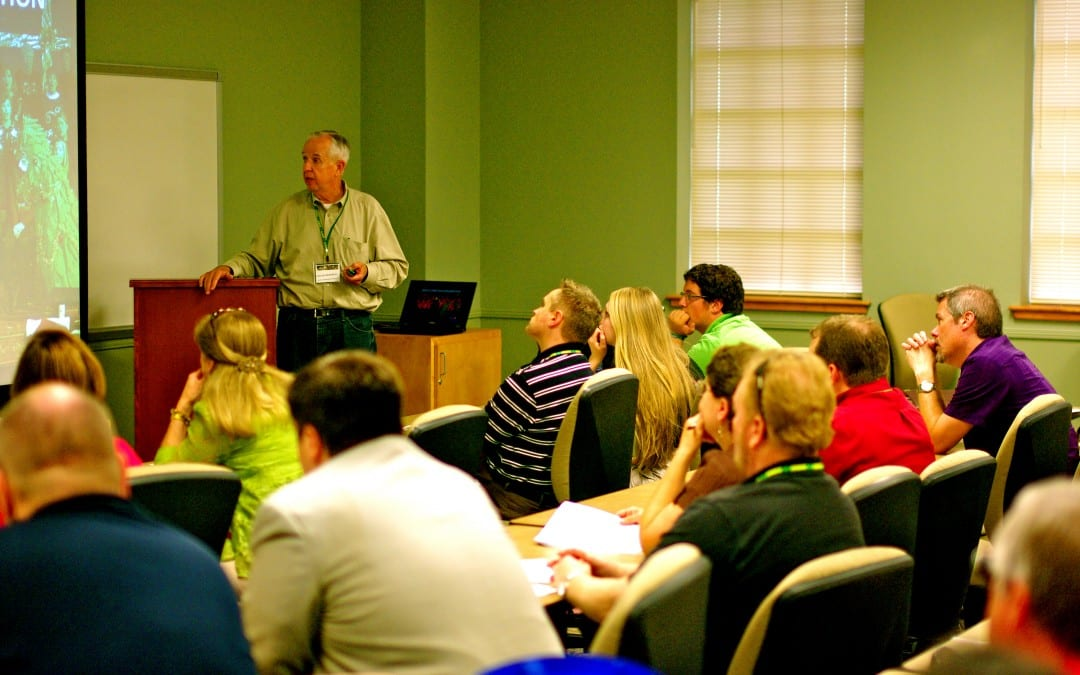 Chuck Bridwell – Growing Your Choir and Publicizing Your Programs (2012 Alleluia Conference)