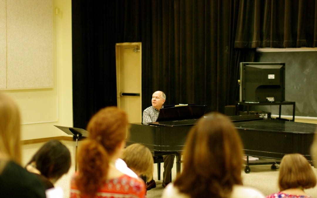 Alan Pote – Vocal Warm-Ups for Young Singers (2012 Alleluia Conference)