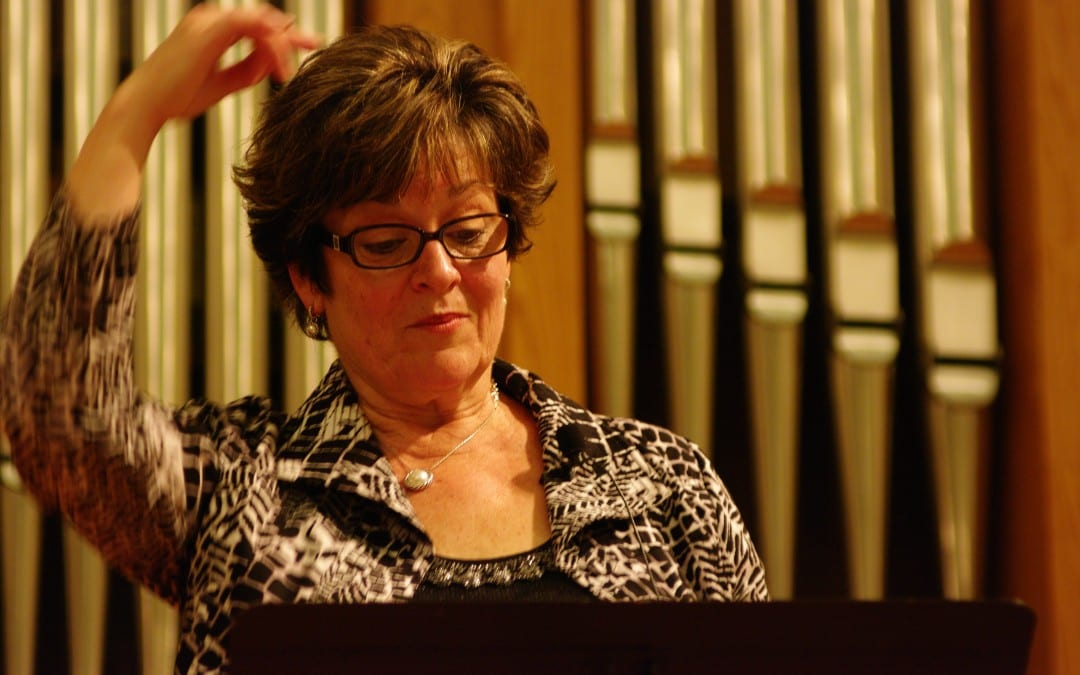 Lynne Gackle – Painting with Sound Creating Harmonious Accord (2012 Alleluia Conference)