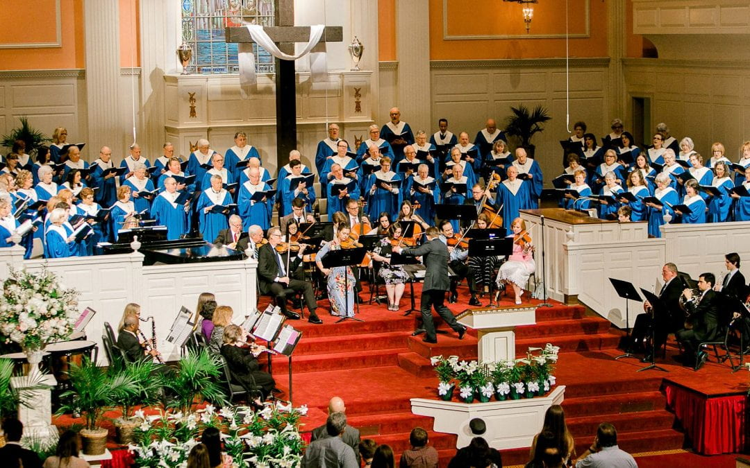 Park Cities Baptist Church Concert (2013 Alleluia Conference)