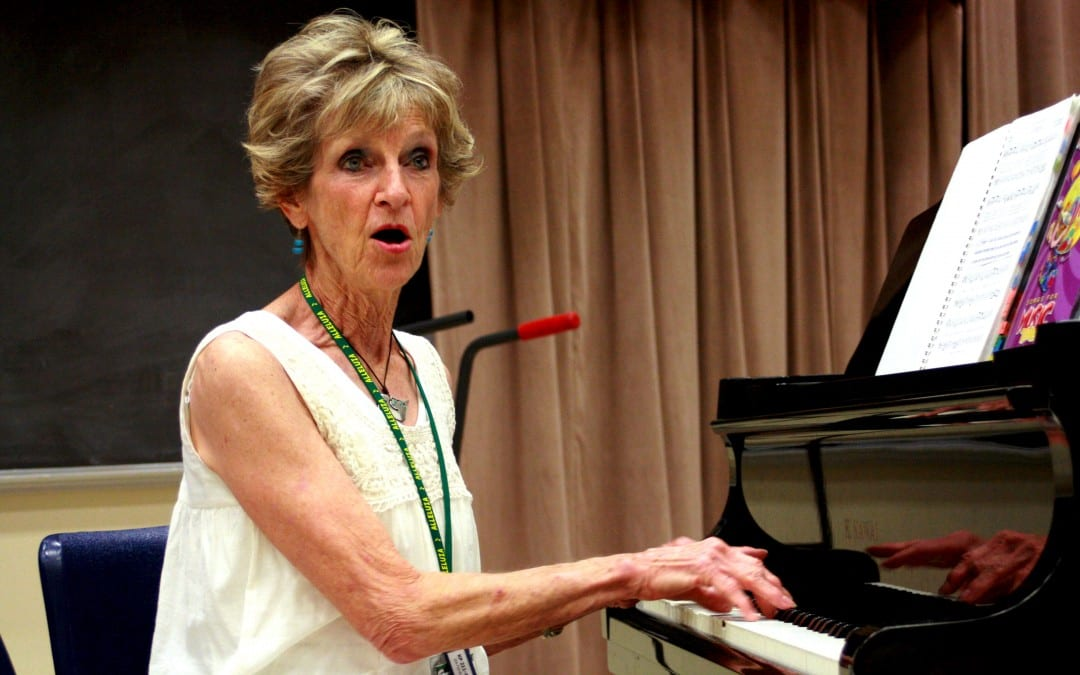 Nan Grantham – Wake Up! It's Choir Day (2013 Alleluia Conference)