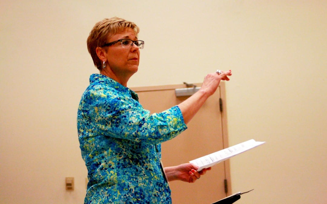 Julie Scott – Make a Joyful Noise: Instruments in the Children's Choir Rehearsal I (2013 Alleluia Conference)