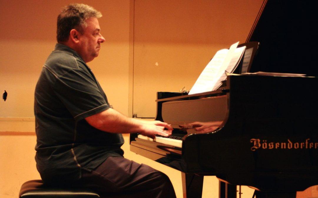Joseph Martin – Piano Masterclass (2013 Alleluia Conference)