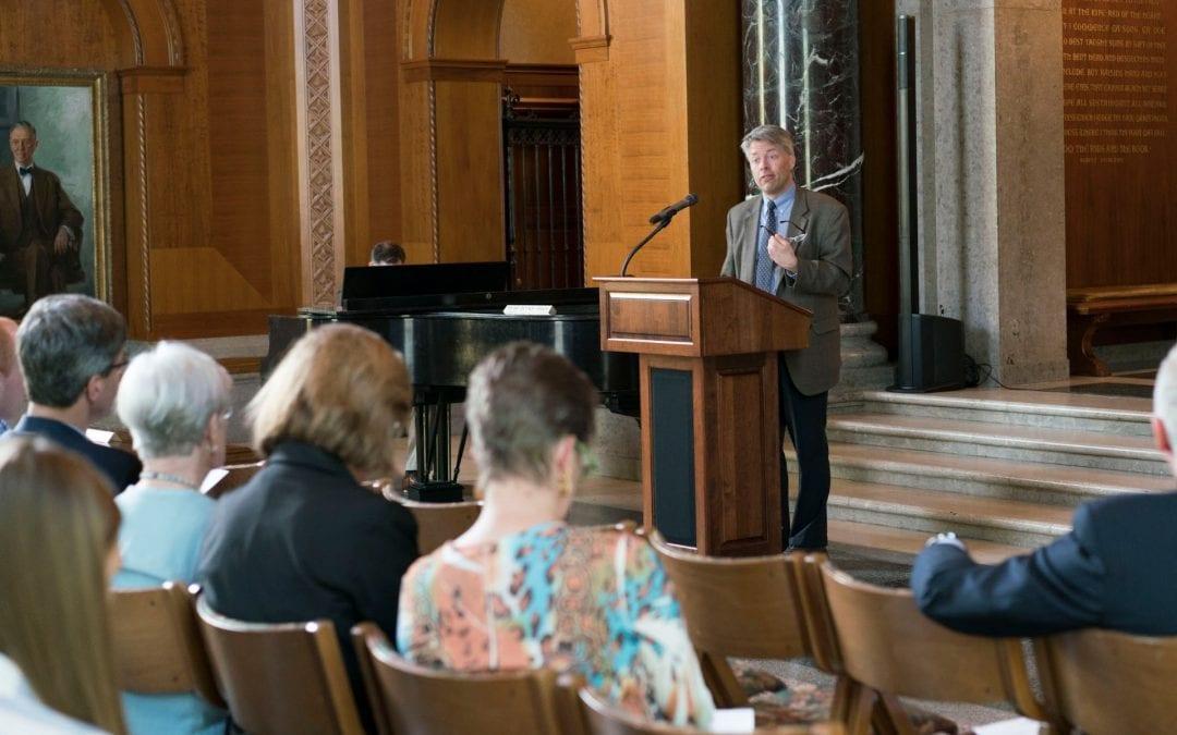John Witvliet – Fall 2013 – Church Music Forum