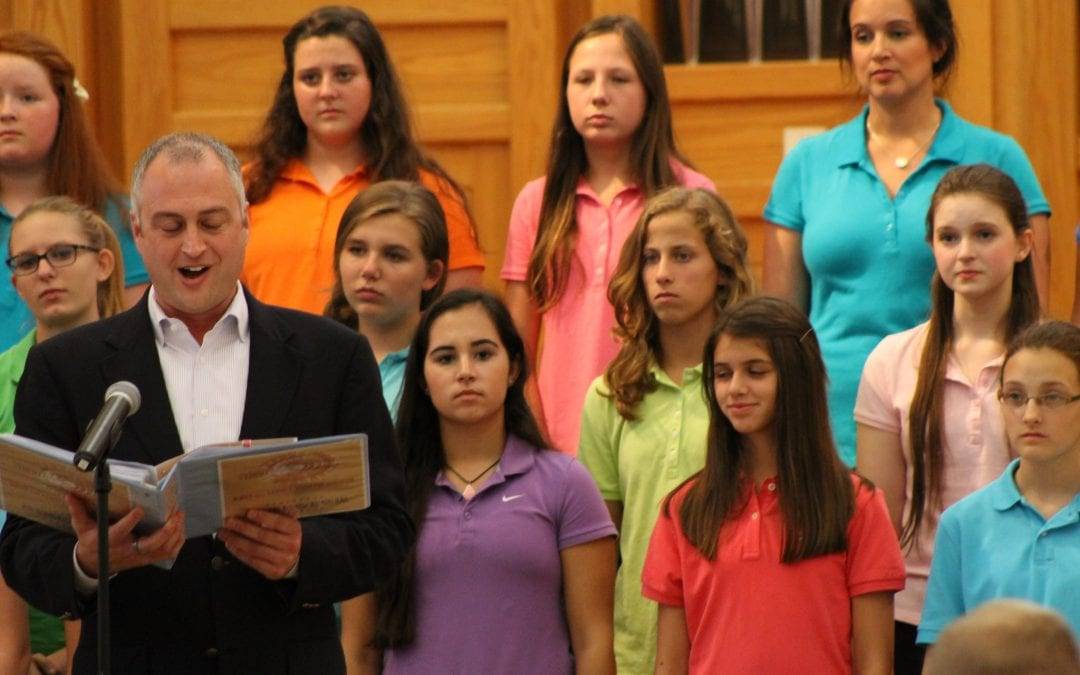 Salt and Light Youth Choir Concert (2014 Alleluia Conference)