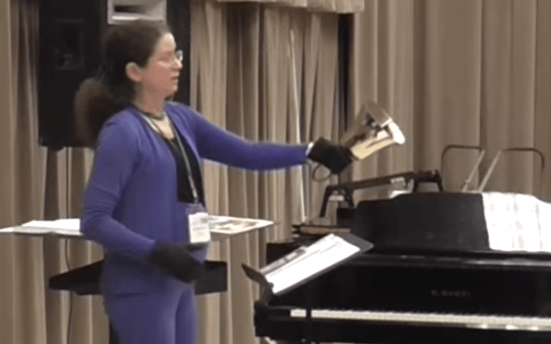 Debbie Rice – Handbells as the Sound of Music (2014 Alleluia Conference)