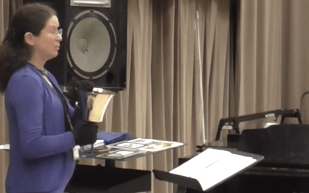 Debbie Rice – Bells Outside the Box (2014 Alleluia Conference)