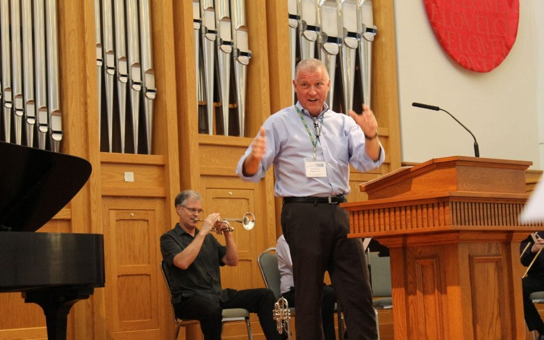 Wednesday Worship Service (2014 Alleluia Conference)