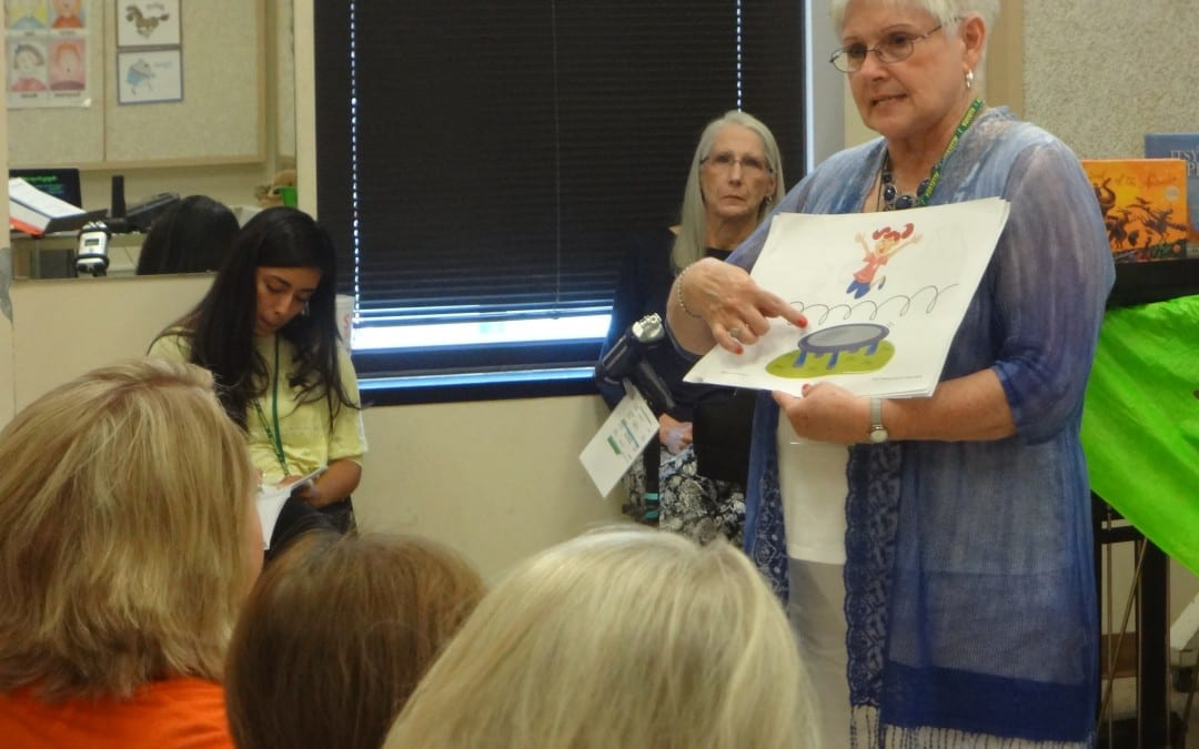 Dora Ann Purdy – Growing the Pre-School Voice (2014 Alleluia Conference)