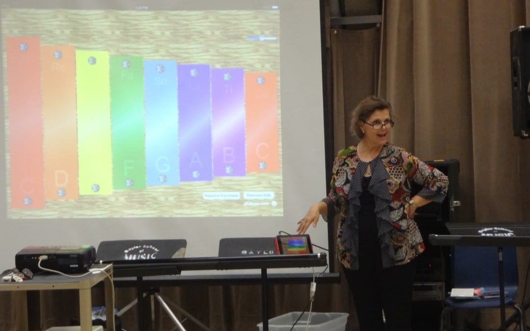 Pam Andrews – Music Education Can Be Fun (2014 Alleluia Conference)