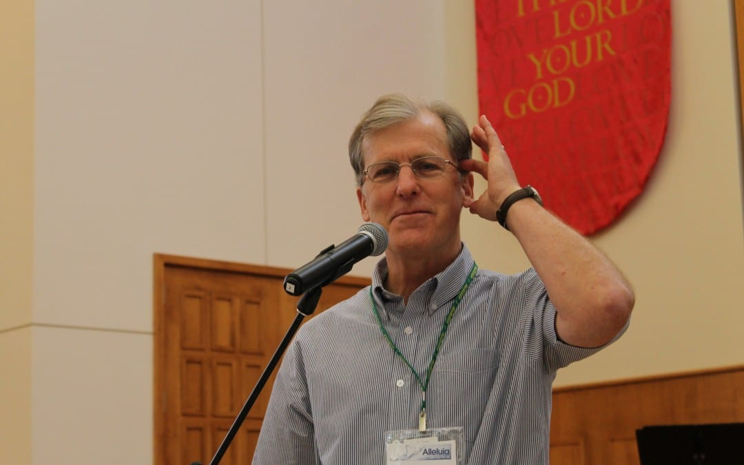 Brad Holmes – Style and Tone (2014 Alleluia Conference)
