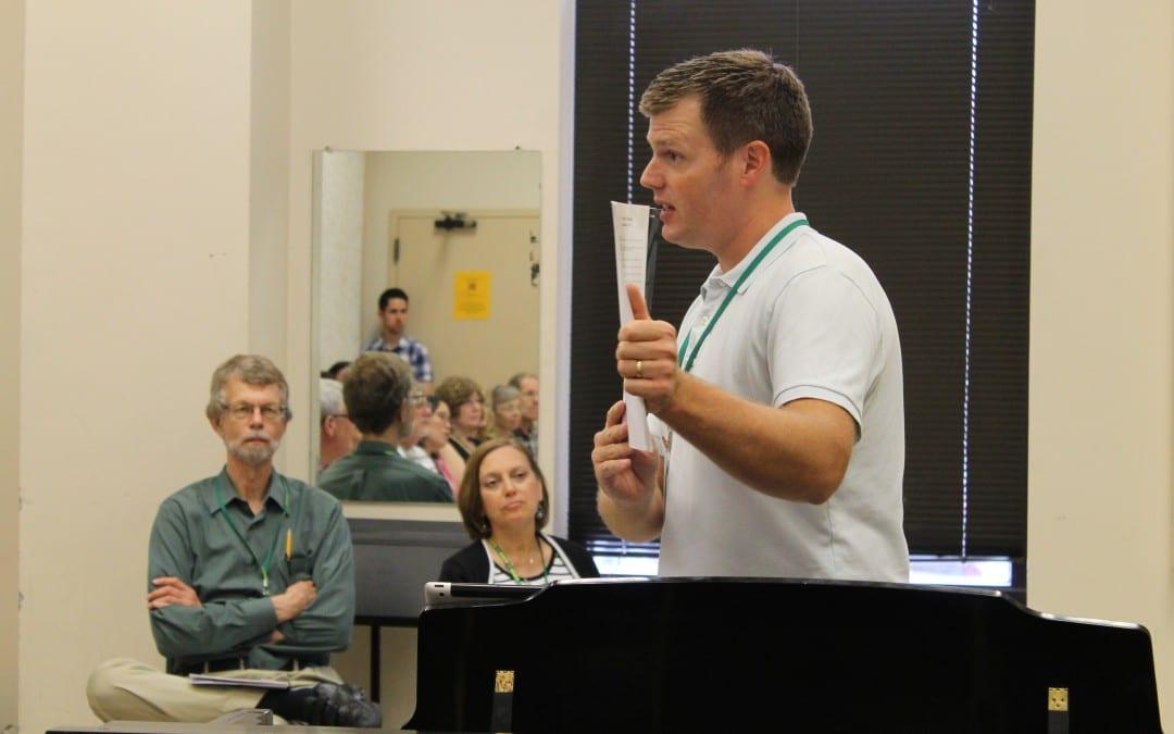 Dan Forrest – Creative Arranging: Part 2 (2014 Alleluia Conference)