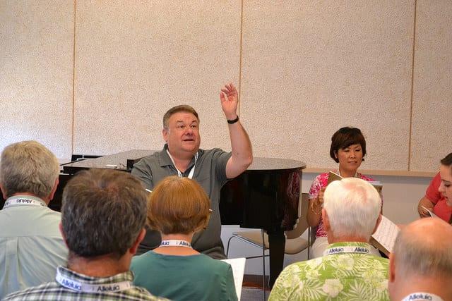 Joseph Martin – Composing (2015 Alleluia Conference)