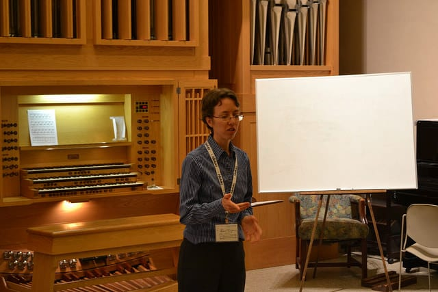 Isabelle Demers – A Pianist's Guide to the Organ (2015 Alleluia Conference)