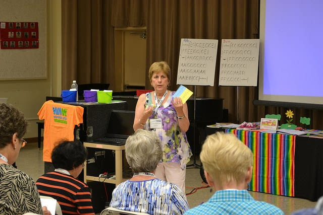 Susan Eernisse – Scriptures, Hymns, and lots of M's (2015 Alleluia Conference)