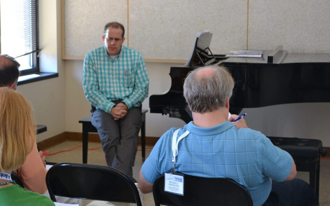 Brad Nix – Choral Accompanying 101 (2015 Alleluia Conference)