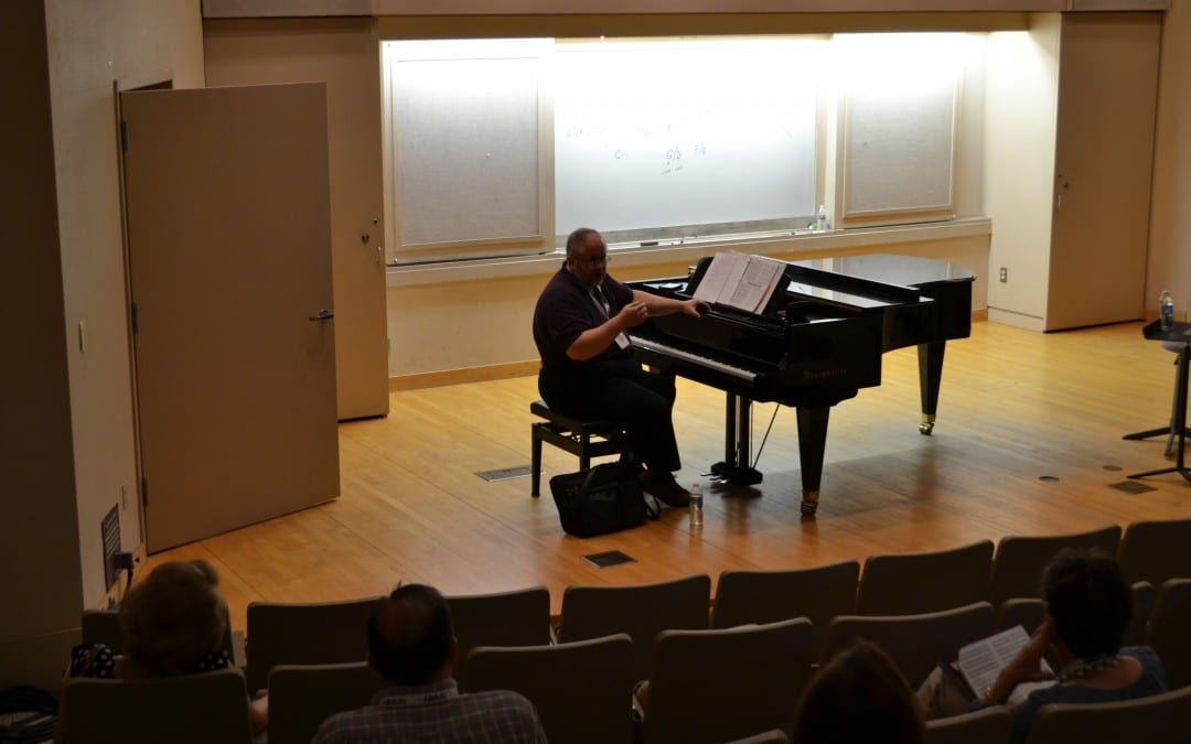 Larry Shackley – Creating Your Own Hymn (2015 Alleluia Conference)
